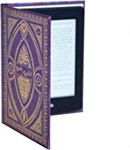 Harry Potter Themed Book of Spells Kindle Paperwhite Cover (Purple Spells)