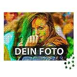 Foto-Puzzle 24 - 1000 Teile / inkl. Verpackung / mit eigenem Bild Bedrucken Lassen - 1000 Teile - Kartonverpackung