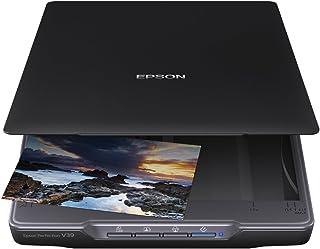 Epson Perfection V39, Scanner con Alimentazione USB, Scansione con Risoluzione di 4800 dpi, Scan-to-Cloud