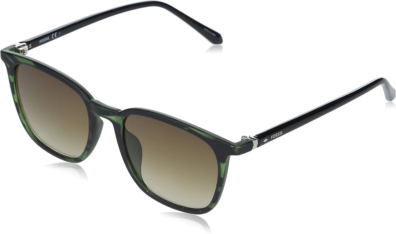 Fossil Men's Fos 3091/S Rectangular Sunglasses