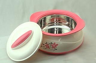 Alfa Cookware & Appliances Super Premium Chapati Box/Casserole set/Bread container/hot pot