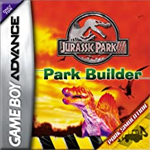 jurassic park 3 computer game