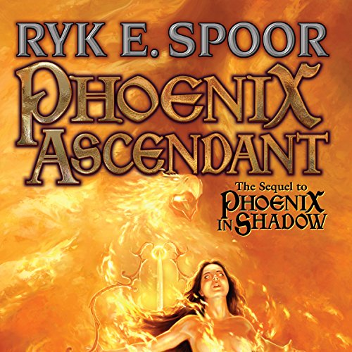 Phoenix Ascendant audiobook cover art