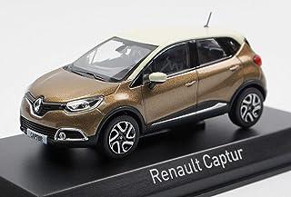 Norev 517774 Renault Captur – 2013 – Escala 1/43, marrón – Marfil