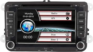 """Voiture GPS Stéréo avec Navigation, Eunavi 7 """"2din Lecteur DVD de voiture pour VW.."""