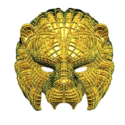 Lion Masked Man Squid Game Mask 2021 TV Cosplay Masquerade Accessories Halloween Props (Lion)