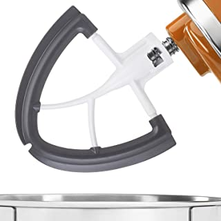 Gvode Flex Edge Beater for Kitchen-Aid 4.5-5 Quart Tilt-Head Stand Mixer