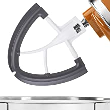 Gvode Flex Edge Beater for Kitchen-Aid 4.5-5 Quart Tilt-Head Stand Mixer