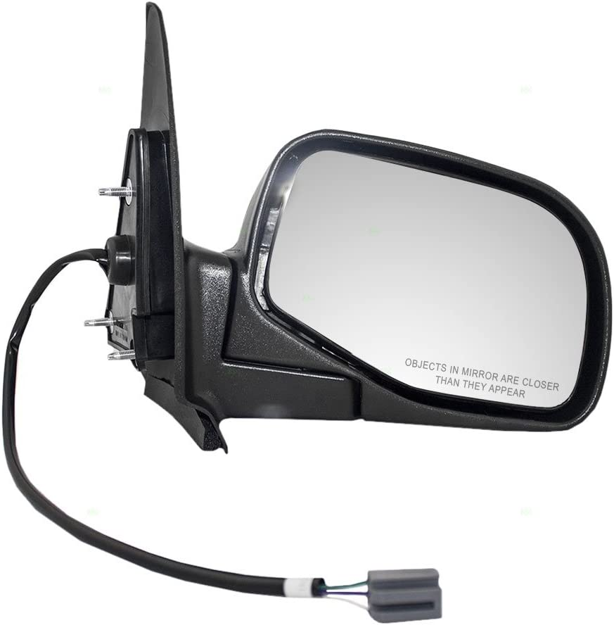 Passengers Power Courier shipping free shipping Oakland Mall Side View Mirror 1993-2005 for Replacement Rang