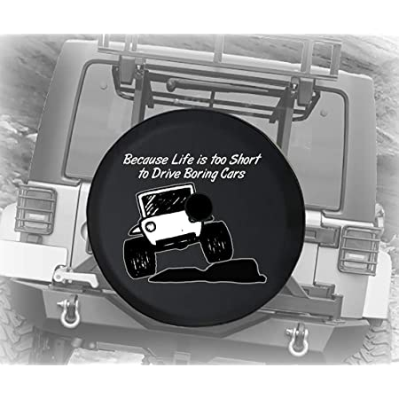 9jiuguiyi Minion Fiction Spare Tire Cover for All Cars
