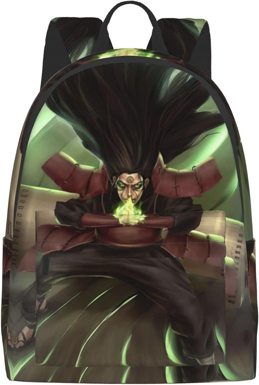 God of Shinobi In a popularity Wood Release Laptop for Senju Cheap bargain Hashirama Backpack