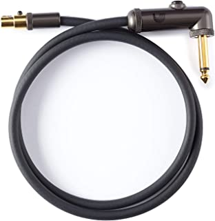 D'Addario Accessories Wireless Transmitter Instrument Cables - Right Angle Plug (PW-WGRA-02)