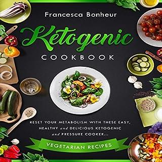 Ketogenic Cookbook cover art
