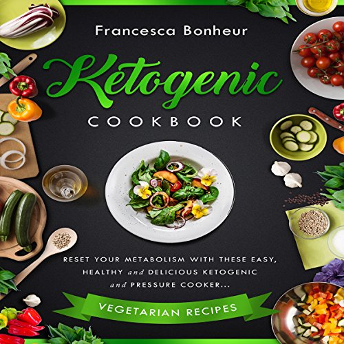 Ketogenic Cookbook cover art