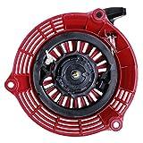 HIFROM Reemplazar el conjunto de arranque de retroceso de repuesto para Honda GC135 GC160 GCV135 GCV160 Partes del motor generador 28400-ZL8-023ZA 28400-ZL8-013ZA