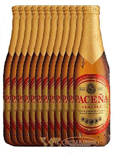 Pacena Cerveza Bolivien Bier 12 x 0,33 Liter