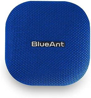 Blueant X0 Mini Bluetooth Speaker, One Size, Blue