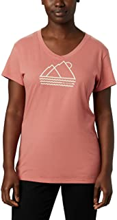 Columbia Women's Solar Shield Graphic Tee