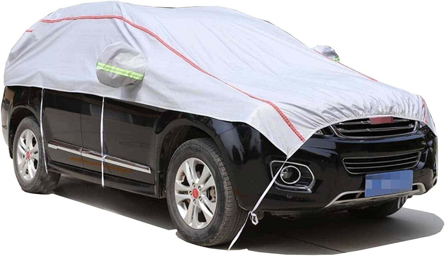 Inventory cleanup selling sale Saladplates-LXM Half Dallas Mall car Cover Compatible KIA with All Sorento