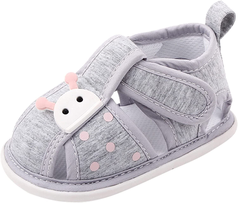 Leewos Regular discount 2021 Baby Boys Girls Sandals Su Closed Outdoor 1 year warranty Sports Toe