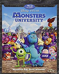 Best Halloween Movies for Kids - Monsters University