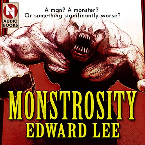 Monstrosity cover art