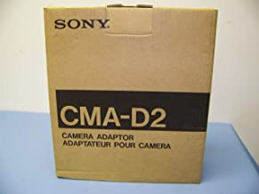 Sony CMA-D2 Camera Adaptor/Power Supply for Sony DXC and AVC Series Video Cameras