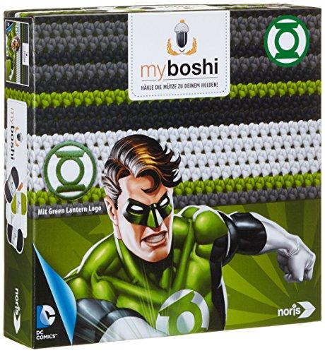 Noris 606311367 - Myboshi - Superhelden Green Lantern