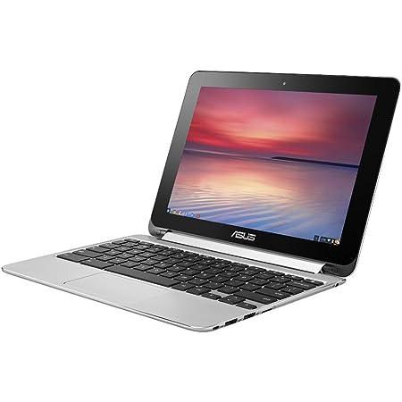 ASUS Chromebook Flip ノートパソコン C100PA/Chrome OS/10.1型/Quad-Core RK3288C/2G/eMMC 16GB/タッチ/C100PA-RK3288