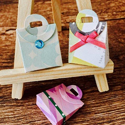 Hand-Box Schneiden Schablonen, Cutting Dies, Prägeschablonen Stanzformen Schablonen Papier Karten Sammelalbum Dekor