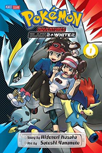 Pokemon Adventures Black 2 & White 2 1