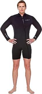 NeoSport Wetsuits Men's Premium Neoprene 7mm Step-In Jacket