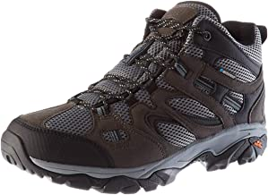 HI-TEC Men's Trail Walking Shoe, 7/13 UK