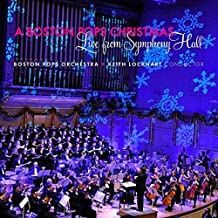 boston pops christmas dvd