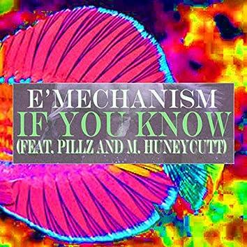 If You Know (feat. Pillz & M. Huneycutt)