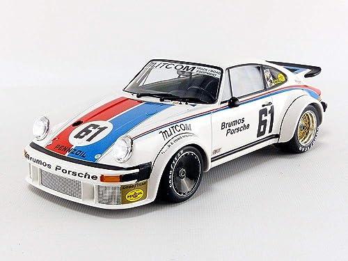 MINICHAMPS - Porsche 934 - Le Mans 1977 - 1 18