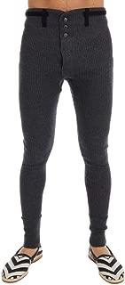 Gray 100% Cashmere Winter Underwear Pants