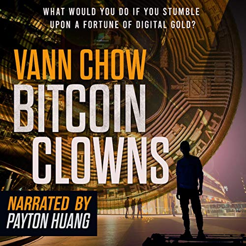 The Bitcoin Clown cover art