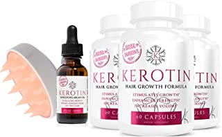 Best pills for thinning hair Reviews