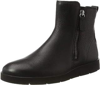 حذاء برقبة للسيدات من ايكو بيلا بسحاب