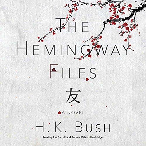 The Hemingway Files audiobook cover art