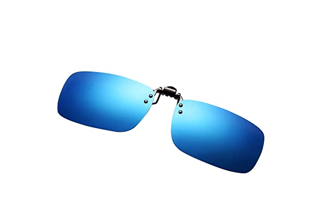 37dac33329 Pro Acme Polarized Clip-on Flip Up Sunglasses Wear Over Prescription glasses