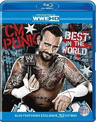 WWE - CM Punk [Blu-ray]