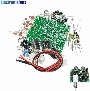 Ponis-Limos - 1Set QRP Pixie Kit 40M CW Ham Radio Shortwave Transmitter Receivers Module Radio Diy Kits 7.023MHz-7.026MHz 5x5cm