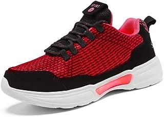 Idea Frames Fiber Optic LED Light Up Shoes for Women Men USB Charging Fashion Sneaker