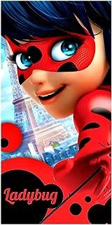 Best miraculous ladybug beach towel Reviews