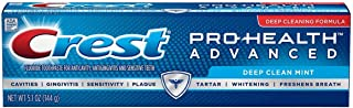 Crest Pro-Health Toothpaste Clinical Gum Protection Smooth Mint - 3.5 oz, Pack of 3