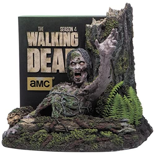 The Walking Dead - Stagione 04 (Limited Gift Edition) (5 Blu-Ray+Statuetta)