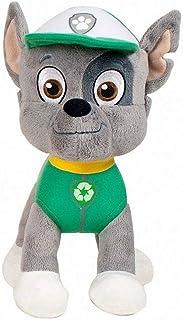 Amazon.es: peluche rocky patrulla canina: Juguetes y juegos