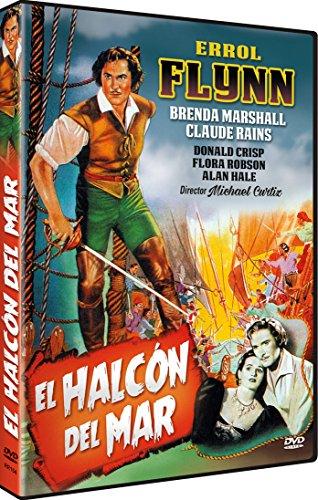El Halcon Del Mar (The Sea Hawk) [DVD]